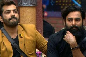 Manu Punjabi and Manveer Gujjar