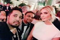 'Honoured' Mika Singh attends Donald Trump's pre-inaugural dinner in US