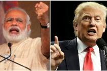 PM Modi congratulates new US President DonaldTrump