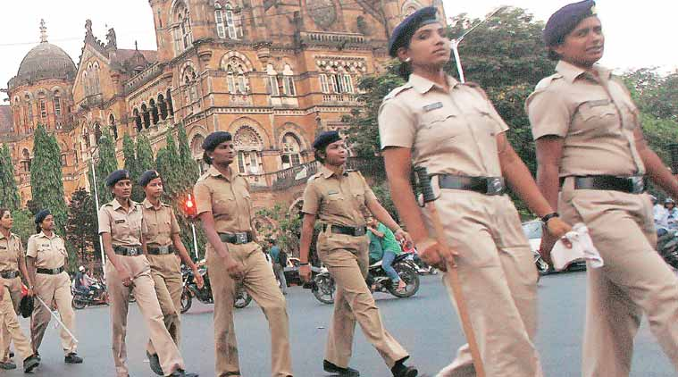 mumbai-police-women
