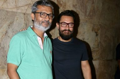 Nitesh Tiwari and Aamir Khan (Courtesy: IANS)