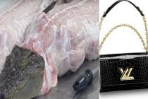 Watch: Louis Vuitton could be in huge trouble if this PETA expose on crocodiles being skinned alive is true
