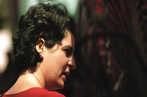 Priyanka Gandhi hits back at Vinay Katiyar
