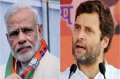 Rahul attacks BJP and it's ideology