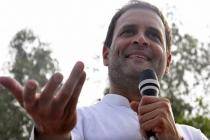 Will Congress poll symbol be cancelled after Rahul Gandhi's 'hand' remark?