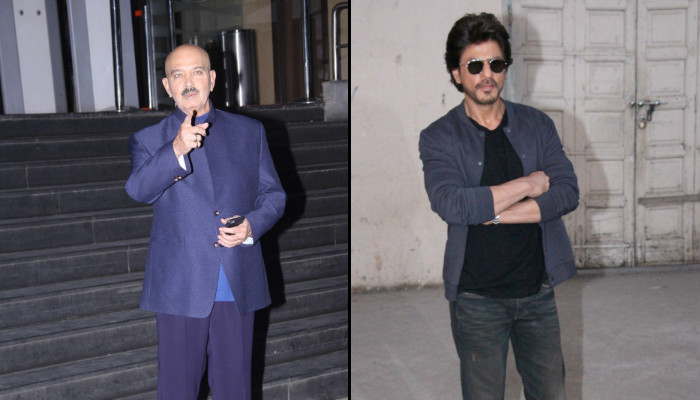 Raees vs Kaabil: After allegations from Rakesh Roshan's team, here's what Shah Rukh Khan said