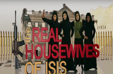 Real Housewives of ISIS/Youtube Screenshot
