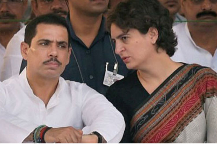 Congress names Priyanka Gandhi as 'star campaigner' for UP polls