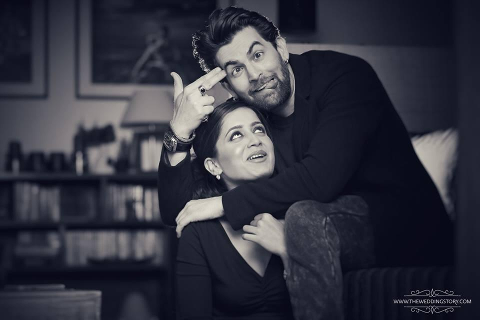 Neil Nitin Mukesh and Rukmini Sahay (Courtesy: Facebook/ The Wedding Story)