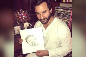 Saif Ali Khan (Courtesy: Instagram| @sakpataudi)