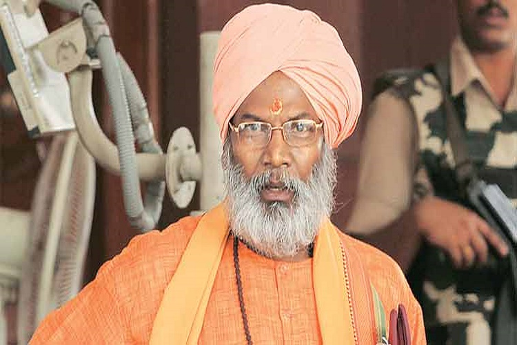 Sakshi Maharaj controversial statement: EC seeks report