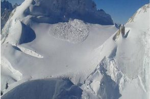 In J&K avalanche warning issued in some districts.