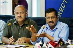 Not stepping down as Delhi's CM: Arvind Kejriwal rubbishes Sisodia's comments
