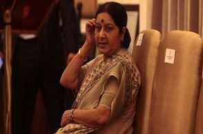 Express Photo/Sushma Swaraj