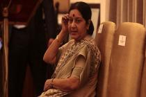 Sushma Swaraj has made it very clear what you get if you dare to mess with her on Twitter