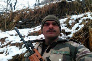BSF Tej Bahadur Yadav