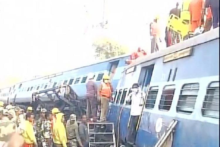 39 dead, 54 injured as Hirakhand Express derails in AndhraPradesh