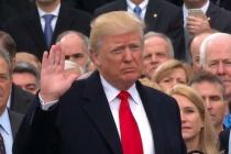 Live Updates: Donald Trump takes over as the 45th President of the USA, declares it's 'America first' from nowon