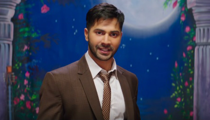Varun Dhawan in Badrinath Ki Dulhaniya (Courtesy: YouTube/ @DharmaProductions)