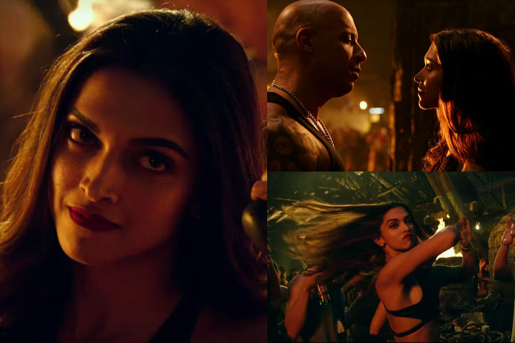 xXx Return of Xander Cage Deepika Padukone