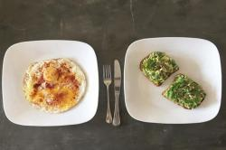 Zaheer Khan's king-sized Sunday breakfast: Double egg poach & avocado toast!