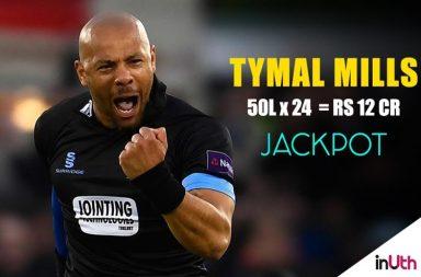 Tymal Mills