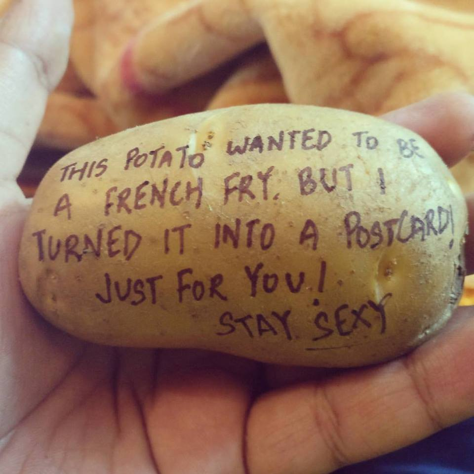 Surprise Potato