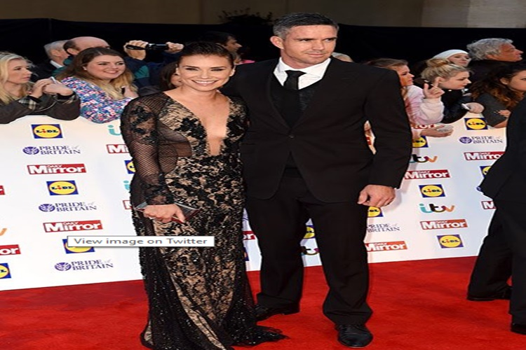 Kevin Pietersen to wife Jessica Taylor on Valentine's day: Live, love & laugh!