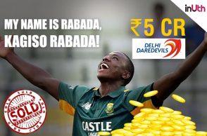 Kagiso Rabada IPL auctions