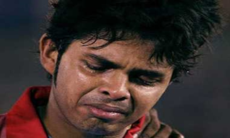 Sreesanth Twitter: Sreesanth Got Slapped Again. But This Time On Twitter