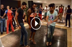 IPL rare video: When Chris Gayle graced centrestage alongside Virat Kohli, Vijay Mallya!