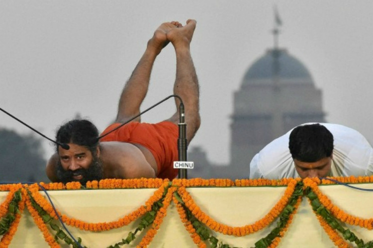 After yoga training, Baba Ramdev to supply BSF troops Patanjali products at discounted prices