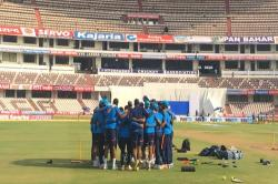 Pics: Behind the scenes: Team India warm up to put the final 'nail in the coffin'!