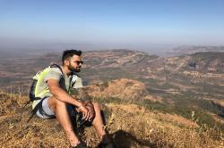 After Pune loss, Virat Kohli finds solace in the hills!