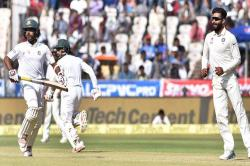 India vs Bangladesh Test, day 5 lunch report: Bangladesh's hopes shrinking, after Rahim's wicket