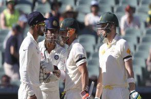 India v Australia Test 2017