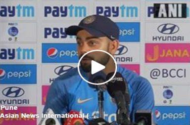 India v Australia 2017