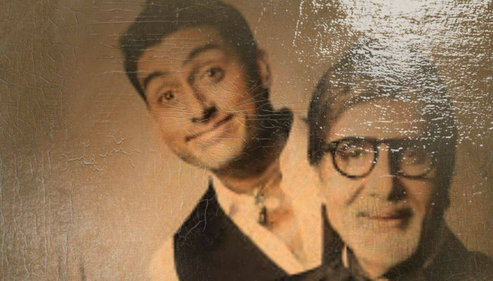 It's Abhishek Bachchan's birthday and daddy Amitabh has a cute wish for him