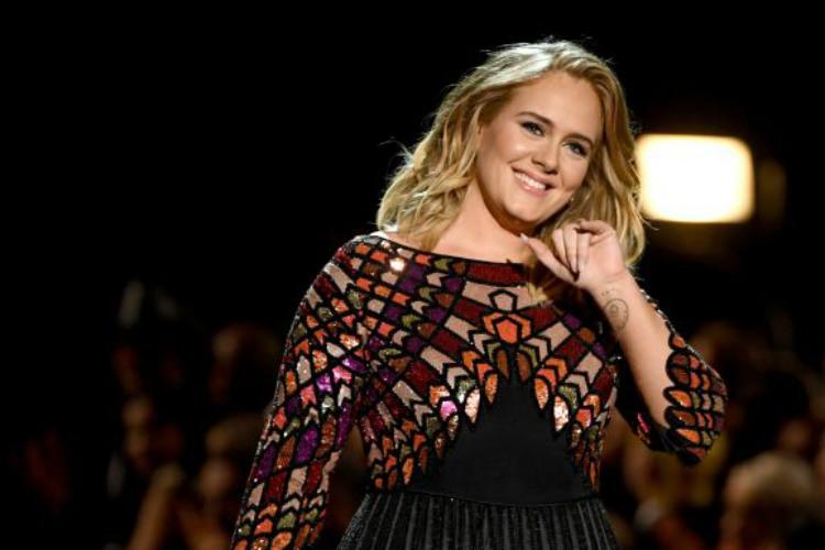 Adele Live Performance Grammys 2017