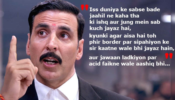 All Jilted Lovers Must Take A Lesson From Akshay Kumar's