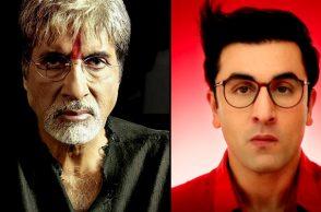 Amitabh Bachchan Ranbir Kapoor Sarkar 3 Jagga Jasoos