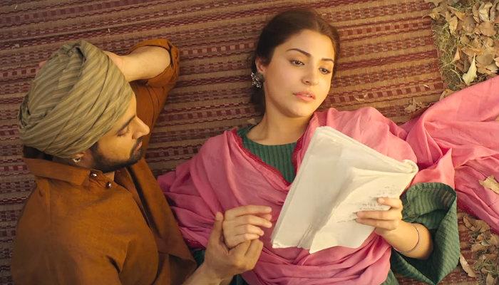 Anushka SHarma Diljit Dosanjh Phillauri still