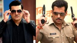 Arbaaz Khan talks about Dabangg 3, says Salman Khan's conviction isunmatchable