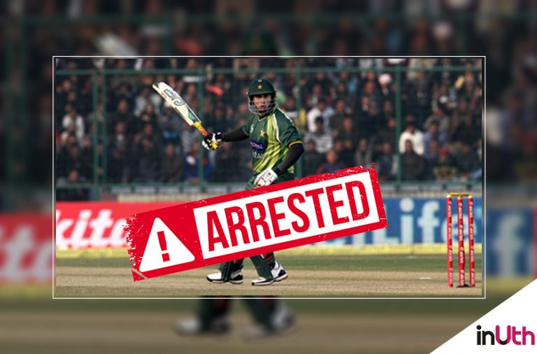 Nasir Jamshed arrested in London alongside bookie