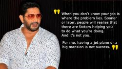 Interview: Arshad Warsi on being at peace with life, 'honestly hard working' Aamir Khan, family and Golmaal 4