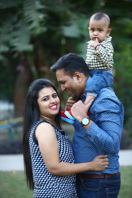 Ashish Verma and Ekta Sharma
