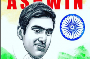 R Ashwin recently entered into the record books by becoming the fastest to 250 Test wickets. Photo Courtesy: R Ashwin's Instagram handle