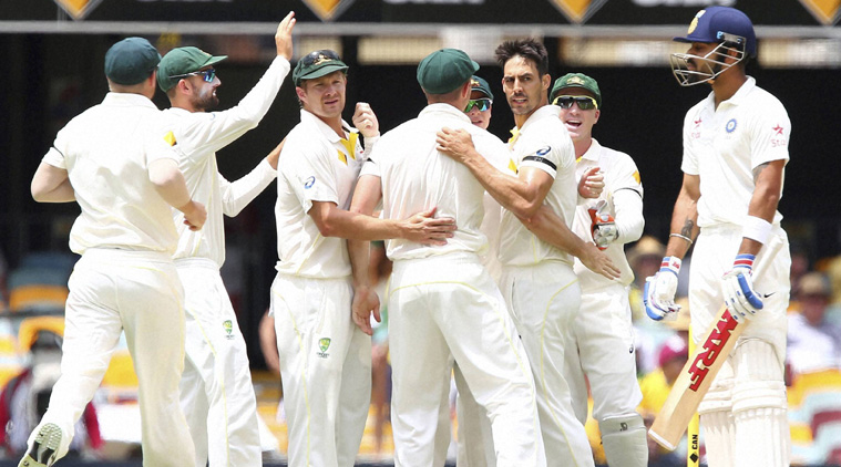 India retain squad for first two Oz Tests