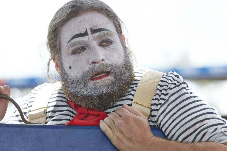 Baskets TV Series