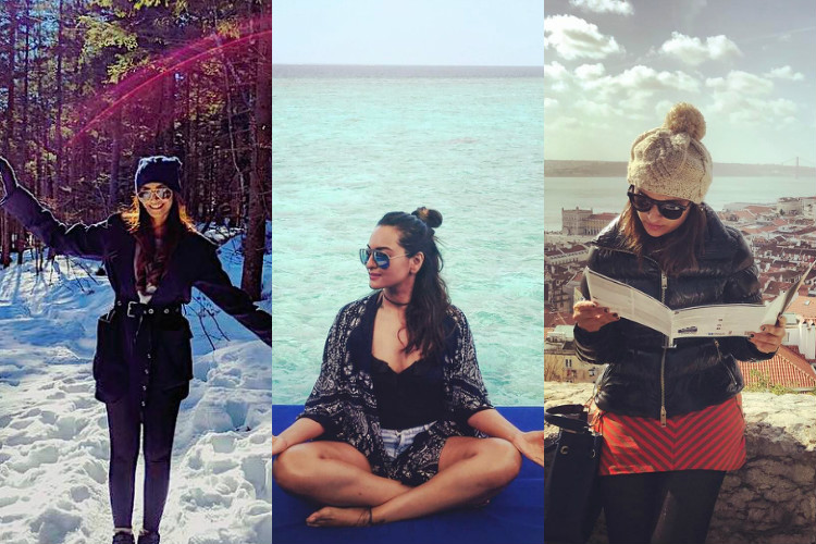 It's holiday for Sonam Kapoor, Parineeti Chopra and Sonakshi Sinha. Check out their vacay pics